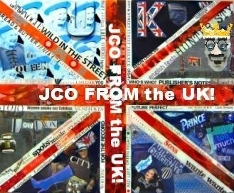 JCO Sessions from UK